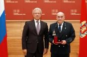 Сотрудник Назаровского разреза удостоен награды Президента