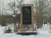В городе Назарово может появиться аллея воинской славы или Скорбящей матери