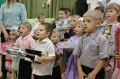 Назаровские дети получили подарки от Деда Мороза из Великого Устюга