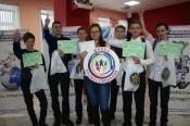 Культурный центр «Юбилейный» встретил «профессиональных» школьников