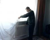 Многие жители города Назарово замерзают в своих квартирах