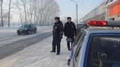 Сотрудники ГИБДД города Назарово выявили нелегальных таксистов