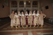 14 декабря состоится концертная программа ансамбля «Отрада»