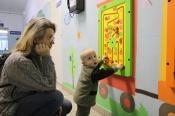 В Назарове волонтеры преобразили детскую больницу