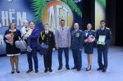 Лучших сотрудников МЧС наградили в Красноярске