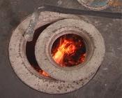 Назаровцы из-за неосторожного обращения с печью трижды допустили пожары