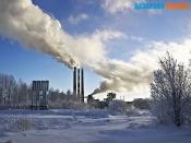 Энергетики отчитались о работе в новогодние каникулы
