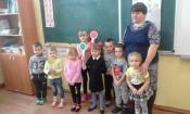 Учащиеся сельских школ повторяют знание правил после зимних каникул