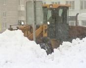 Чтобы вывезти снег с улиц, городу Назарово потребуется помощь