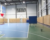Безымянный физкультурно-спортивный центр готов к сдаче в эксплуатацию