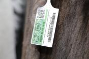 В городе Назарово продавца наказали за незарегистрированную шубу из норки