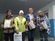 Дебютный женский чемпионат по ловле рыбы стал успешным для жительниц города Назарово