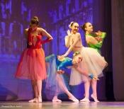 Назаровский танцевальный коллектив покорил столицу Белоруссии