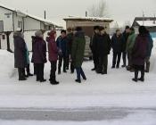 Жителей частного сектора города Назарово приглашают на общий сход