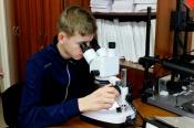 Студенты Назаровского техникума познакомились с работой экспертов-криминалистов