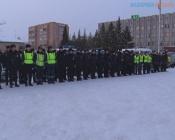 Полиция города Назарово стала лучшей в крае. Начальник отдела подвел итоги