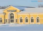 Вокзал города Назарово оказался неприспособленным для инвалидов