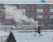 Мороз принес немало хлопот коммунальщикам и властям Назаровского района