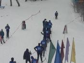 Лыжные гонки решено перенести из-за морозов