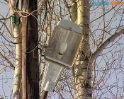 В городе Назарово сменился ответственный за освещение