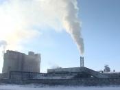Из-за нехватки отопления в домах жители поселка Степной начинают топить печи