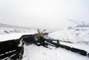 Январь назаровские горняки отработали с превышением плана