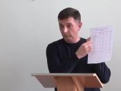 Назаровские депутаты попытались выстроить диалог с региональным оператором