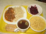 Ученикам Степновской школы готовы предоставить горячее питание