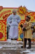 Масленица - один из самых любимых народных праздников