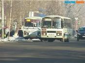 Изменений в расписании автобусов в городе Назарово не произошло