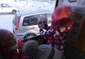 В Назаровском районе пристегнули самого важного