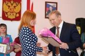 СУЭК поддержала инициативных педагогов Назаровского района