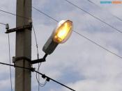 В городе Назарово уличное освещение хотят менять за счет частных инвестиций