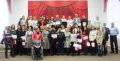 Назаровцев поблагодарили за участие в организации Эстафеты огня Универсиады