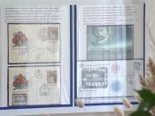 Назаровцев приглашают познакомиться с космонавтами и изучить редкие марки