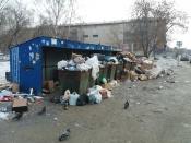 Из города Назарово могут исчезнуть двухэтажные «голубятни» для сбора мусора
