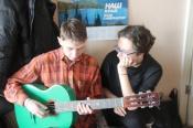 Мастер – класс игры на гитаре