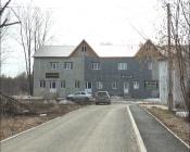 В городе Назарово начал работать новый зал для прощаний