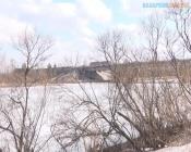 Проблем с паводком в городе Назарово не ожидается