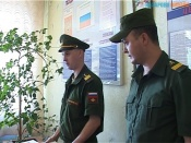 Провожать призывников в городе Назарово будут в другом месте