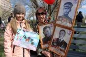 Угольщики приняли участие в мероприятиях Дня Победы