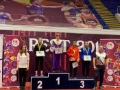 В Румынии прошел Международный турнир по вольной борьбе