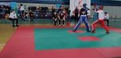 Краевой турнир по кикбосингу
