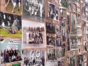 Горожане могут проследить историю Назаровского спорта, начиная с 40-х годов