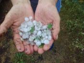 МЧС предупреждает назаровцев о резком ухудшении погоды