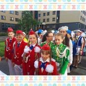 Команда Подсосенкой школы достойно представила Красноярский край на Всероссийских соревнованиях