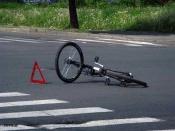 Назаровская ГИБДД бьёт тревогу: под колесами автомобилей оказались дети на велосипедах