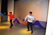 «Свет казачества»!  - под таким названием 6 июня прошёл отчётный концерт Народного коллектива ансамбль «Казачья станица»