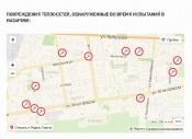 Энергетики показали «слабое звено» - интерактивная карта повреждений на сетях