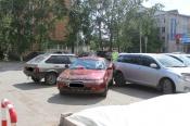 ДТП с тремя авто: в городе Назарово произошла «необъяснимая» авария